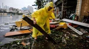 Çin'de Hato Tayfunu: 9 ölü