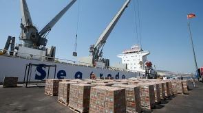 Ege'de 6 aylık dış ticaret hacmi 21 milyar dolar