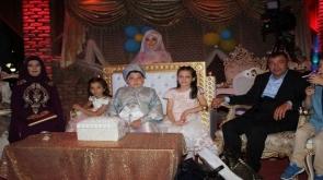 Ateş ailesinin sünnet düğünü