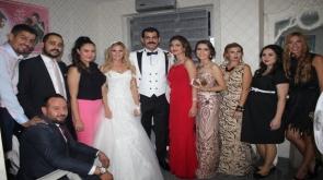 Ferda ile Hüseyin Cem evlendi
