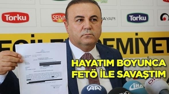 """Ahmet Baydar: """"Hayatım boyunca FETÖ ile savaştım"""" #AhmetBaydarAklandı #KonyaHaber"""