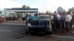 Konya'da Trafik Kazası: 8 yaralı #KonyaHaber