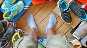 Yanlış ayakkabı seçimine dikkat!