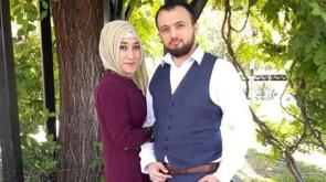 Halil ve Rukiye evlilik yolunda ilk adımı attı