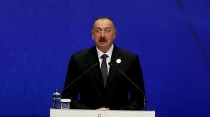 Aliyev: Ermenistan, Müslüman ülkelerin dostu olamaz