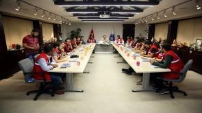 'Damla Projesi' gençleri Büyükşehir'de