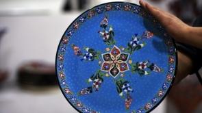 Kütahya çinisi UNESCO'da tanıtıldı