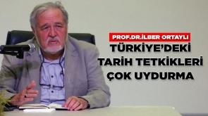 """Prof.Dr.İlber Ortaylı """"Türkiye'deki tarih tetkikleri çok uydurma"""" #konyahaber"""