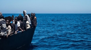 Libya sahillerinde bin 47 göçmen kurtarıldı