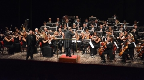 Cumhurbaşkanlığı Senfoni Orkestrası Roma'yı 'fethetti'