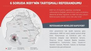 6 soruda IKBY'nin tartışmalı referandumu