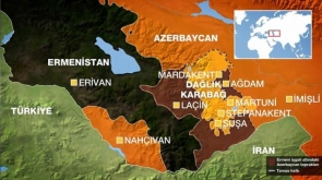Ermenistan: Azerbaycan'a iade edebiliriz