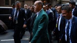 Trump ve Putin'den sonra Erdoğan da uyguladı