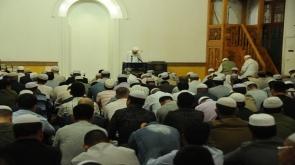 Çinli ve gurbetçi Müslümanlar bu camide buluşuyor