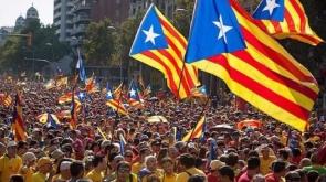 Jandarma ekipleri Katalonya'ya operasyon başlattı!
