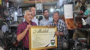 Karapınar'da Ahilik Haftası ziyareti #KonyaHaber