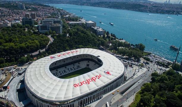2019 UEFA Süper Kupa maçı Vodafone Park'ta