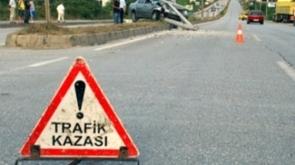 Aksaray'da trafik kazaları: 2 ölü, 2 yaralı