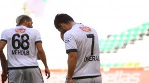Ömer Ali golü attı, gözyaşlarına boğuldu