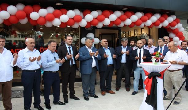Piserro, Konya'da  yeni şubesini açtı