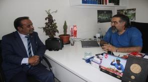 İsmail Köksal'dan gazetemize ziyaret