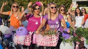 Birçok ilde 'Süslü Kadınlar Bisiklet Turu' etkinliği yapıldı