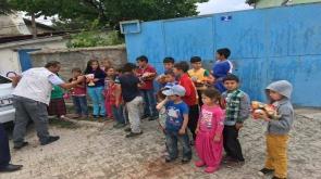 15 yetim çocuk Konyaspor - Guimaraes maçında olacak
