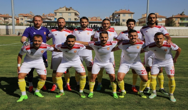 Karaman Belediyespor'da lige üç puanla başlamanın sevinci yaşanıyor
