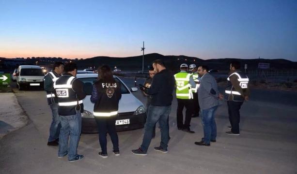 Aksaray'da 30 sürücüye 14 bin 362 TL para cezası kesildi