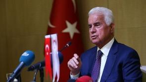 Eroğlu: Referandumda 'evet' çıkması yeni huzursuzluklar yaratacak