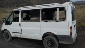 Ağrı'da teröristler minibüse ateş açtı: 3 ölü, 7 yaralı