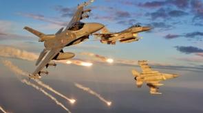TSK, Kuzey Irak'ı bombaladı! İnleri dağıtıldı
