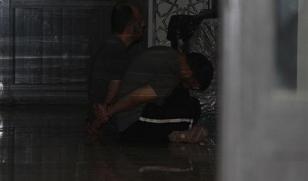 Konya'da yakalanan FETÖ sanığı eşini bile tanımadı! #KonyaHaber
