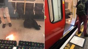 Londra metrosunda patlama! Sebebi belli oldu