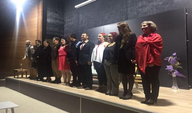 Çınar Sanat Atölyesi tiyatro sezonunu açtı