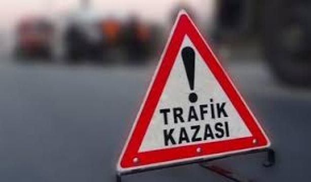 Karaman'daki trafik kazası