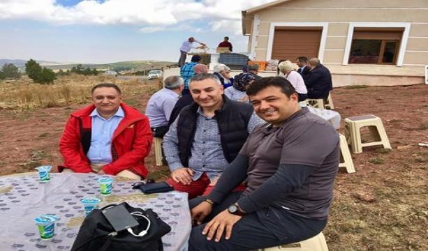 Cengiz Apaydın Derbent Turizm Çalıştayı'nda