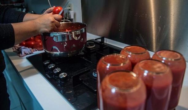 Evde yapılan konserve için bakteri uyarısı