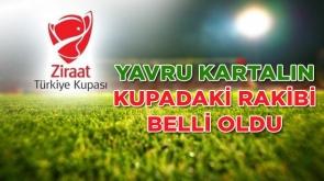 Anadolu Selçukspor'un kupadaki rakibi belli oldu