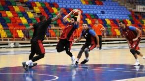 Selçuklu Basket'te Samsun mesaisi sürüyor