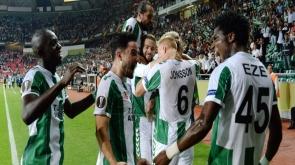 Konyaspor, UEFA sıralamasında 23 sıra birden yükseldi