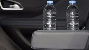 Aracında su şişesi bekletenler dikkat!