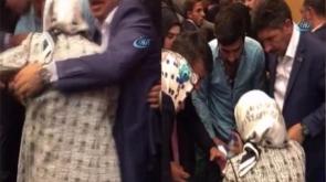 AK Partili vekil korkuttu! Bir anda yere yığıldı