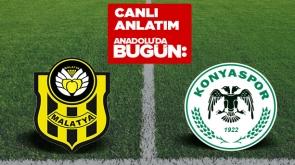 Yeni Malatyaspor - Atiker Konyaspor   Canlı Anlatım