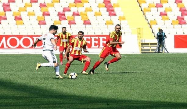 Konyaspor, Malatya'da galibiyeti kaçırdı