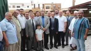 Sudan'ın yeni Ankara Büyükelçisi, Türklerle buluştu