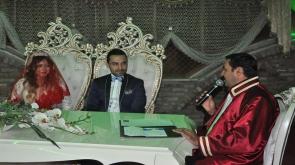 Hasan Ben, kızının nikahını kendi kıydı