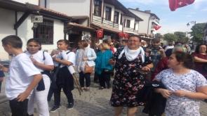 Esnaftan Şerbet-i Veladet etkinliği