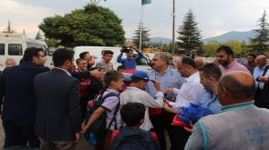 Etyemez ve Özaltun'dan 7 mahalleye ziyaret #KonyaHaber