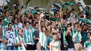 Konyaspor taraftarı Malatya'da takımını yalnız bırakmadı